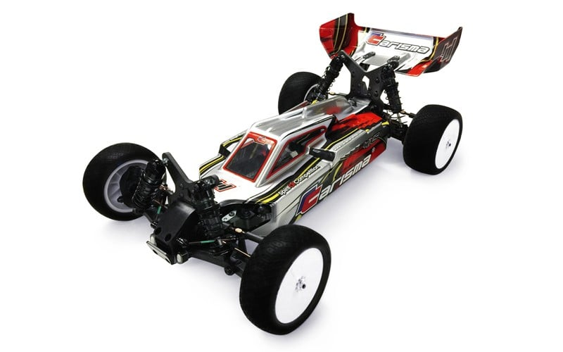 Carisma 4XS 1/10 4WD Competition Buggy Kit
