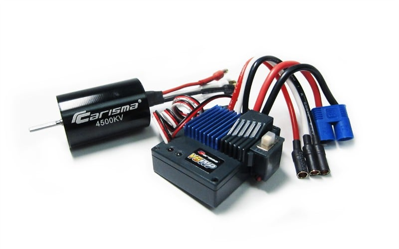 Carisma Mini ESC And Motor Combo
