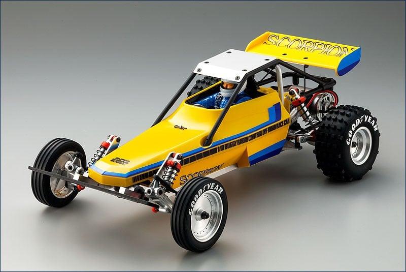 Kyosho Beetle 2WD 1/10 2014 kit