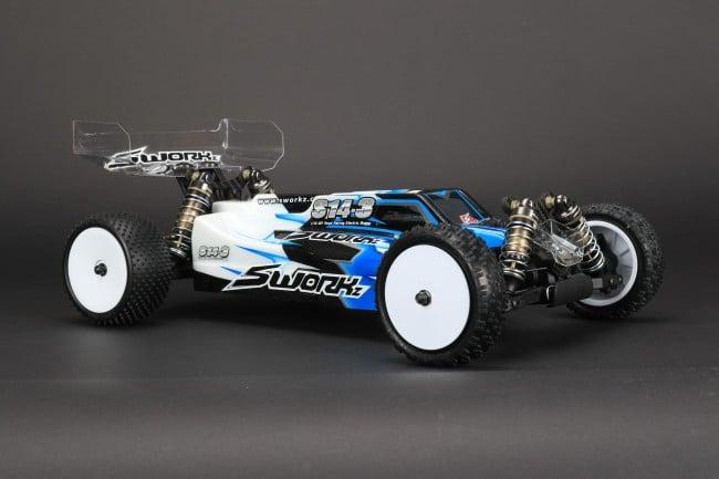 SWORKz S14-3 1/10 4WD Off Road Racing Pro Kit