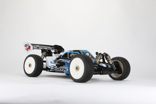 SWORKz S350 EVO II Limited Edition 1/8 Pro Buggy Kit